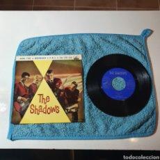 Discos de vinilo: MS-1. THE SHADOWS - KON-TOKIO + 3 TEMAS - LA VOZ DE SU AMO 7EPL ESPAÑA 1961.. Lote 295358818