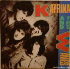 Discos de vinilo: KATRINA AND THE WAVES LP MISMO NOMBRE EMI RECORDS SPAIN 1985. Lote 295359493