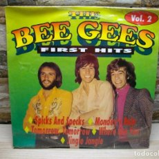 Discos de vinilo: THE BEE GEES* – FIRST HITS VOL. 2 LP. Lote 295360303