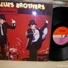 Discos de vinilo: BLUES BROTHERS* – MADE IN AMERICA LP. Lote 295360683