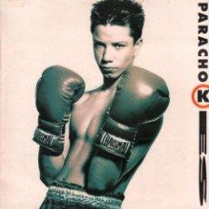 Discos de vinilo: PARACHOKES - ESTOY HARTO, VAQUEROS NUEVOS, UNA CHICA.../ LP POLYGRAM 1990 RF-10662. Lote 295361043