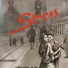 Discos de vinilo: STRESS - VOLVER A TI / LP SNIF 1989 (DISCO PROMOCIONAL) / MUY BUEN ESTADO RF-10667. Lote 295361778