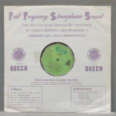 Discos de vinilo: LP. GABY FOFO Y MILIKI. HABIA UNA VEZ UN CIRCO. Lote 295362178