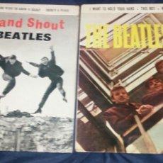 Discos de vinilo: LOTE EP'S BEATLES EDICIÓN ESPAÑOLA AÑOS 60. Lote 295363633