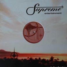 Discos de vinilo: CHYMERA - SUPREME ENTERTAINMENT. Lote 295365758