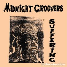 Discos de vinilo: MIDNIGHT GROOVERS - SUFFERING - LP [ONLYROOTS RECORDS, 2018] ROOTS REGGAE DUB. Lote 295366588