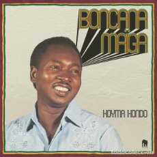 "Discos de vinilo: BONCANA MAÏGA - KOYMA HONDO - 12"" EP [HOT CASA RECORDS, 2018] AFROBEAT. Lote 295366823"