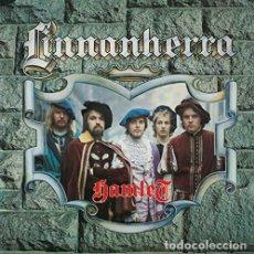 Discos de vinilo: HAMLET - LINNANHERRA - LP [SHADOKS MUSIC / DISCOVOX, 2014 · #39/500] PROG ROCK. Lote 295367663