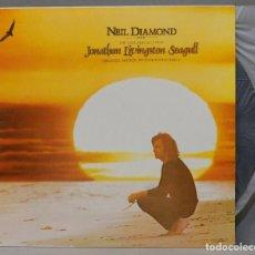 Discos de vinilo: LP. NEIL DIAMOND. JONATHAN LIVINGSTON SEAGULL. Lote 295376138