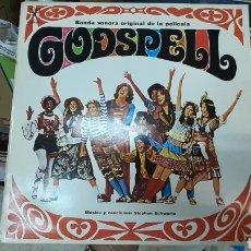 Discos de vinilo: GODSPELL. Lote 295376528