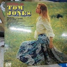 Discos de vinilo: TOM JONES. Lote 295376823