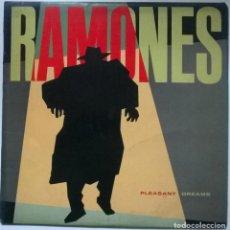 Discos de vinilo: RAMONES. PLEASANT DREAMS. SIRE, SPAIN 1981 LP + ENCARTE. Lote 295378888