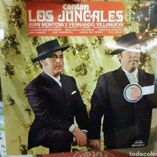Discos de vinilo: LOS JUNCALES. Lote 295379678