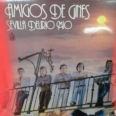 Discos de vinilo: AMIGOS DE GINES. Lote 295379868