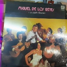 Discos de vinilo: MIGUEL DE LOS REYES. Lote 295379963