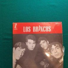 Discos de vinilo: LP LOS BRINCOS LOS BRINCOS VINILO REEDICION 60'S POP ESPAÑA.. Lote 295381858