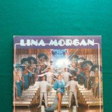 Discos de vinilo: DISCOS DE VINILO: LINA MORGAN SI AL AMOR GRACIAS POR VENIR LP 1986 HISOPAVOX MUSICAL GARCIA SEGURA.. Lote 295382898