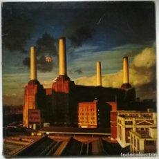 Discos de vinilo: PINK FLOYD. ANIMALS. EMI-HARVEST 066 98434, SPAIN 1977 LP + DOBLE CUBIERTA + ENCARTE. Lote 295403508