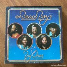 Discos de vinilo: BEACH BOYS - 15 BIG ONES - LP BROTHER USA 1976. Lote 295406813