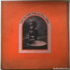 Discos de vinilo: GEORGE HARRISON & VVAA. THE CONCERT FOR BANGLA DESH. APPLE STCX-3385, SPAIN 1971 CAJA-3 LP + LIBRETO. Lote 295406963