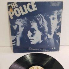 Discos de vinilo: THE POLICE - REGGATA DE BLANC. Lote 295407553