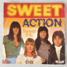 Discos de vinilo: SWEET F. A. ACTION. Lote 295413253