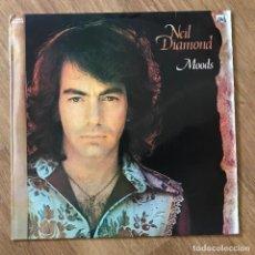 Discos de vinilo: NEIL DIAMOND - MOODS - LP UNI 1972. Lote 295417268