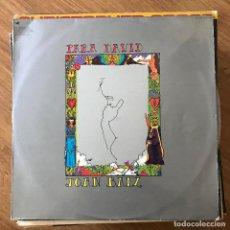 Discos de vinilo: JOAN BAEZ - DAVID'S ALBUM - LP HISPAVOX 1969. Lote 295417753