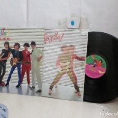 Discos de vinilo: TEQUILA -ROCK AND ROLL--ZAFIRO--1979--BCN--. Lote 295424158