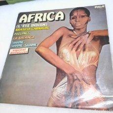 Discos de vinilo: AFRICA. ESPECIAL DISCOTECAS. Lote 295424413