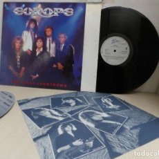 Discos de vinilo: EUROPE--THE FINAL COUNTDOWN--1986--CBS--EPIC--MADRID-. Lote 295424808