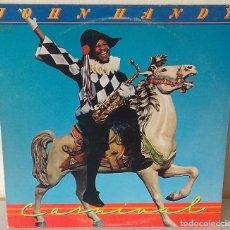 Discos de vinilo: JOHN HANDY - CARNIVAL ABC IMPULSE EDIC. AMERICANA - 1977. Lote 295435248