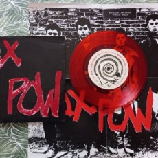 Discos de vinilo: QX POW. Lote 295442333
