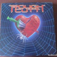 Discos de vinilo: LP ROUGH CUTT TOUGH CUTT NUEVO PRODUCIDO TOM ALLOM. Lote 295445568