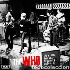 Discos de vinilo: THE WHO-VIVE EN LONDRES, PARÍS Y… FELIXSTOWE 1965-66-67.LP VINILO PRECINTADO.. Lote 295446138