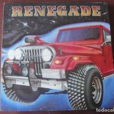 Discos de vinilo: LP RENEGADE RENEGADE NUEVO HEAVY METAL ALEMAN - GERMANY INEDITO. Lote 295448308