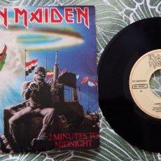 Discos de vinilo: IRON MAIDEN. Lote 295450048