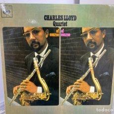 Discos de vinilo: CHARLES LLOYD QUARTET - OF COURSE, OF COURSE (LP, MONO). Lote 295450078