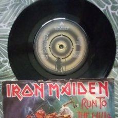 Discos de vinilo: IRON MAIDEN. Lote 295450798