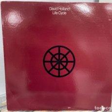 Discos de vinilo: DAVID HOLLAND - LIFE CYCLE (LP, ALBUM). Lote 295451378