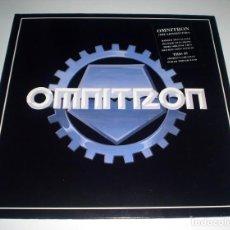 Discos de vinilo: LP OMNITRON - MASTERPEACE. Lote 295451723