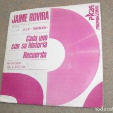 Discos de vinilo: DISCO SINGLE. Lote 295458988