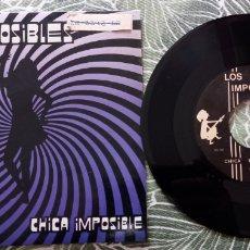 Discos de vinilo: LOS IMPOSIBLES. Lote 295465893