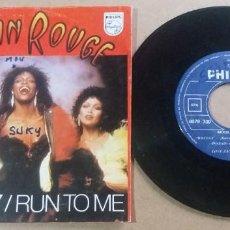 Discos de vinilo: MOULIN ROUGE / HOLIDAY / SINGLE 7 PULGADAS. Lote 295470798