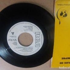 Discos de vinilo: GEORGE MCCRAE / LOVE IN MOTION / SINGLE 7 PULGADAS. Lote 295474118