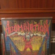 Discos de vinilo: ABOMINATION / ABOMINATION / DOMENTIA RECORDS 2016. Lote 295479823