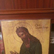 Discos de vinilo: OM / ADVAITIC SONGS / DOBLE LP / DRAG CITY 2012. Lote 295480393