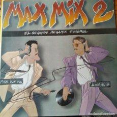 Discos de vinilo: MAX MIX 2 - LP 1985. Lote 295480903