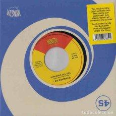 """Discos de vinilo: LOS SIDERAL'S VIRGENES DEL SOL (7"""") . REEDICIÓN VINILO PSICODELIA GARAGE PERU. Lote 295486813"""