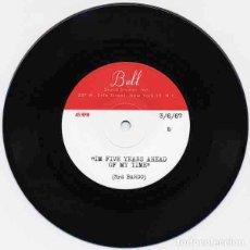 """Discos de vinilo: THE THIRD BARDO I'M FIVE YEARS AHEAD OF MY TIME (7"""") . REEDICIÓN VINILO GARAG. Lote 295487858"""